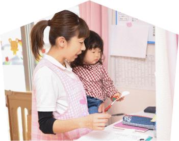 病児・病後児の保育も可能